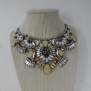 Jewelry - Single Strand Cascading Jewel Necklace